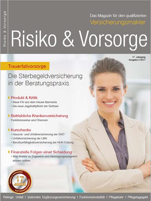 Risiko und vorsorge Ausgabe 2