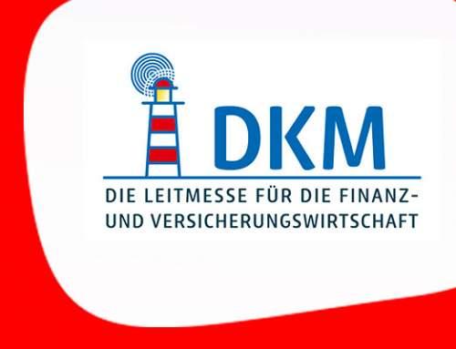 Besuchen Sie uns auf der DKM 2019 – Jetzt kostenlose Eintrittskarte sichern