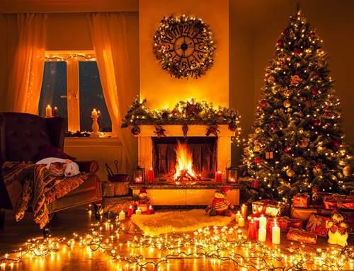 Unfallgefahren an Weihnachten und Silvester