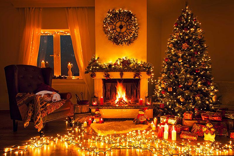 Gefahren an Weihnachten