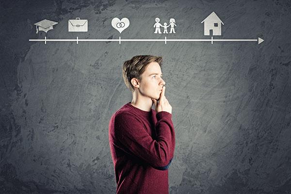 Veränderungen im Leben verändern den Versicherungsschutz