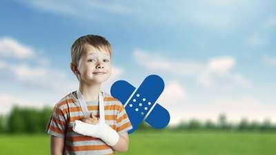 Kinder-Unfallschutz