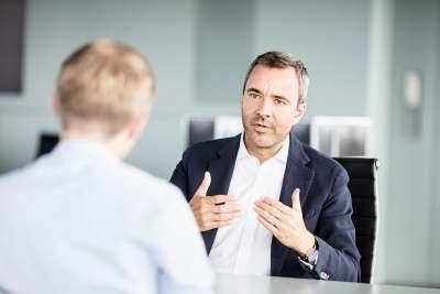Interview Christopher Lohmann, Vorstand Gothaer Allgemeine