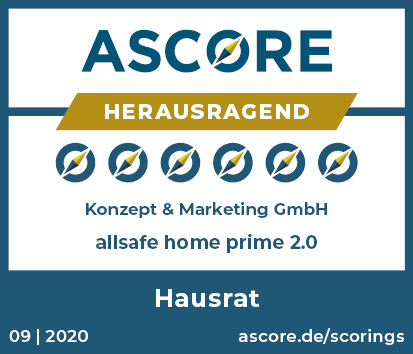 ASCORE_Siegel_Konzept&Marketing_Hausrat_allsafe home prime_gültig bis 08.2021