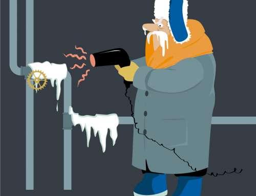 Frostgefahren: Tipps für einen schadenfreien Winter