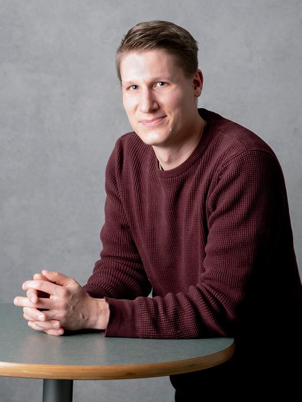 Stephen Grietsch, Bereich Vertrieb